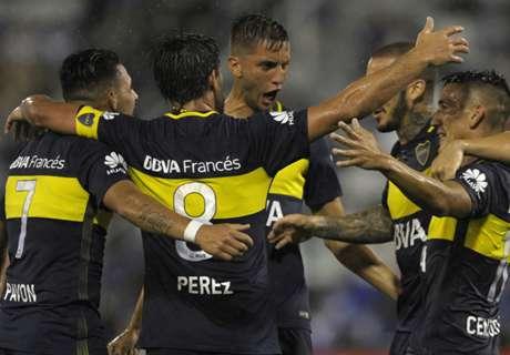 EN VIVO: Atlético de Rafaela 0-0 Boca