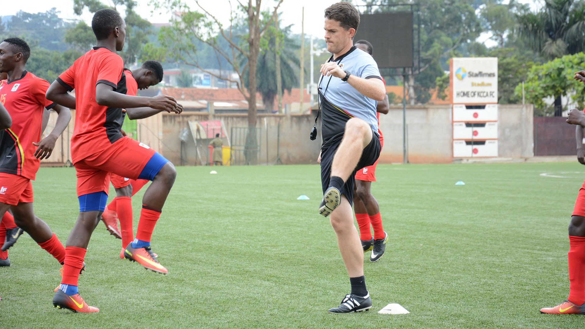 Afcon 2021 Qualifiers: Uganda to build on Burkina Faso result vs Malawi – McKinstry