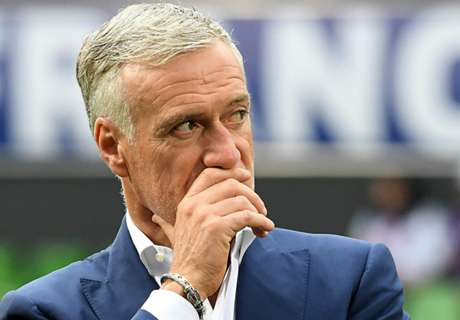 Deschamps closing on France's XI