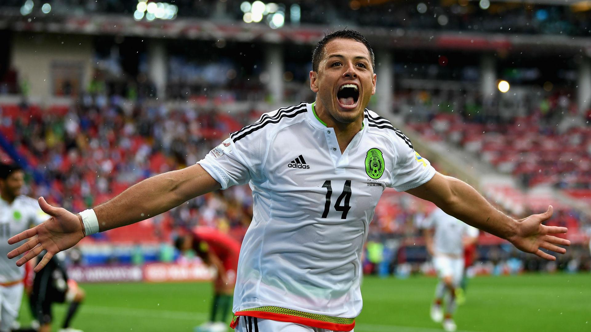 Javier Hernandez Mexico