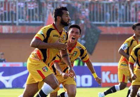 FT: Mitra Kukar 2-0 Sriwijaya FC