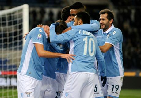 Coppa: Zweitligist Cesena und Lazio weiter