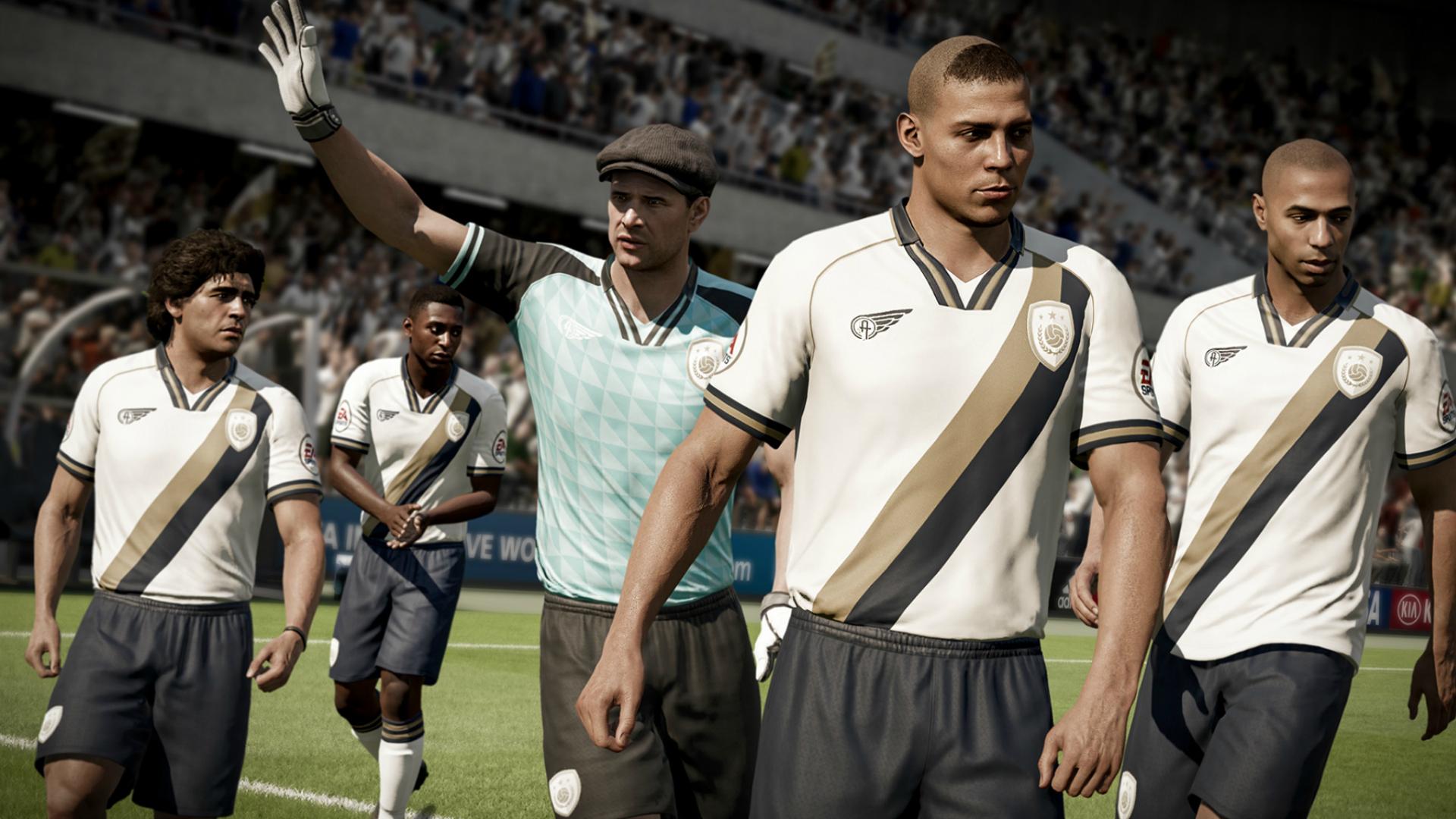 Icons FIFA 18