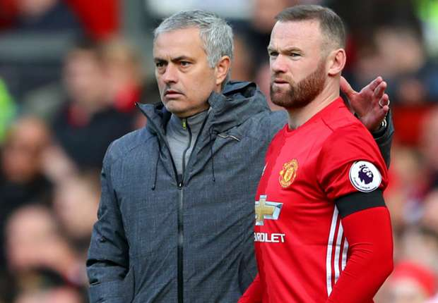 Mourinho: Rooney asked to leave… I couldn't stand in his way