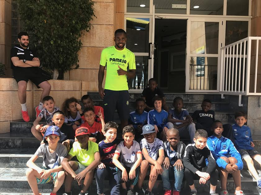 Bakambu, Villarreal, Camp Nou : le voyage de rêve des U10 du Paris FC