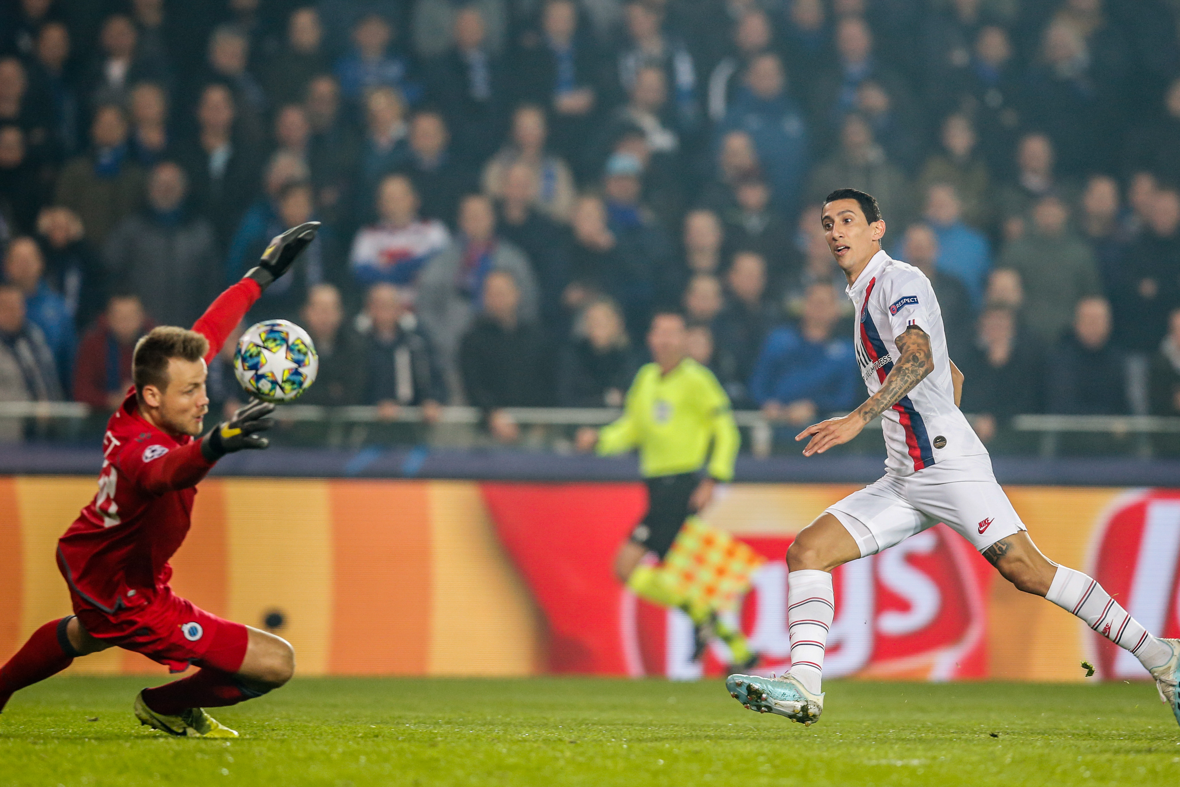 Bruges - PSG (0-5) - Le PSG poursuit son sans-faute avec un Mbappé en feu