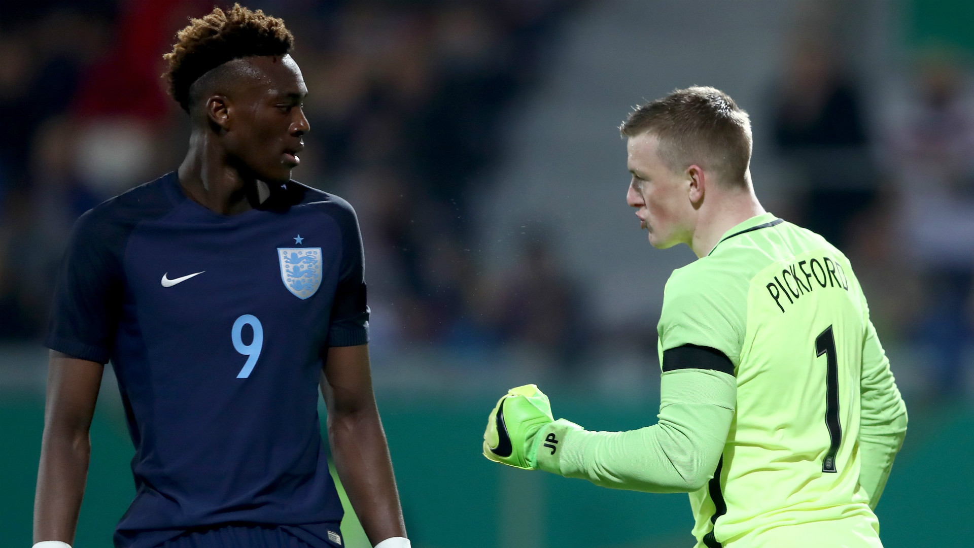 Tammy Abraham England Under-21