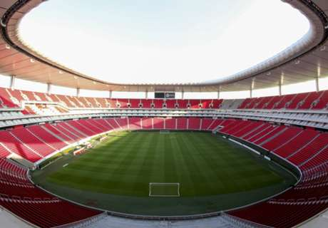 Chivas groundskeeper has field ready