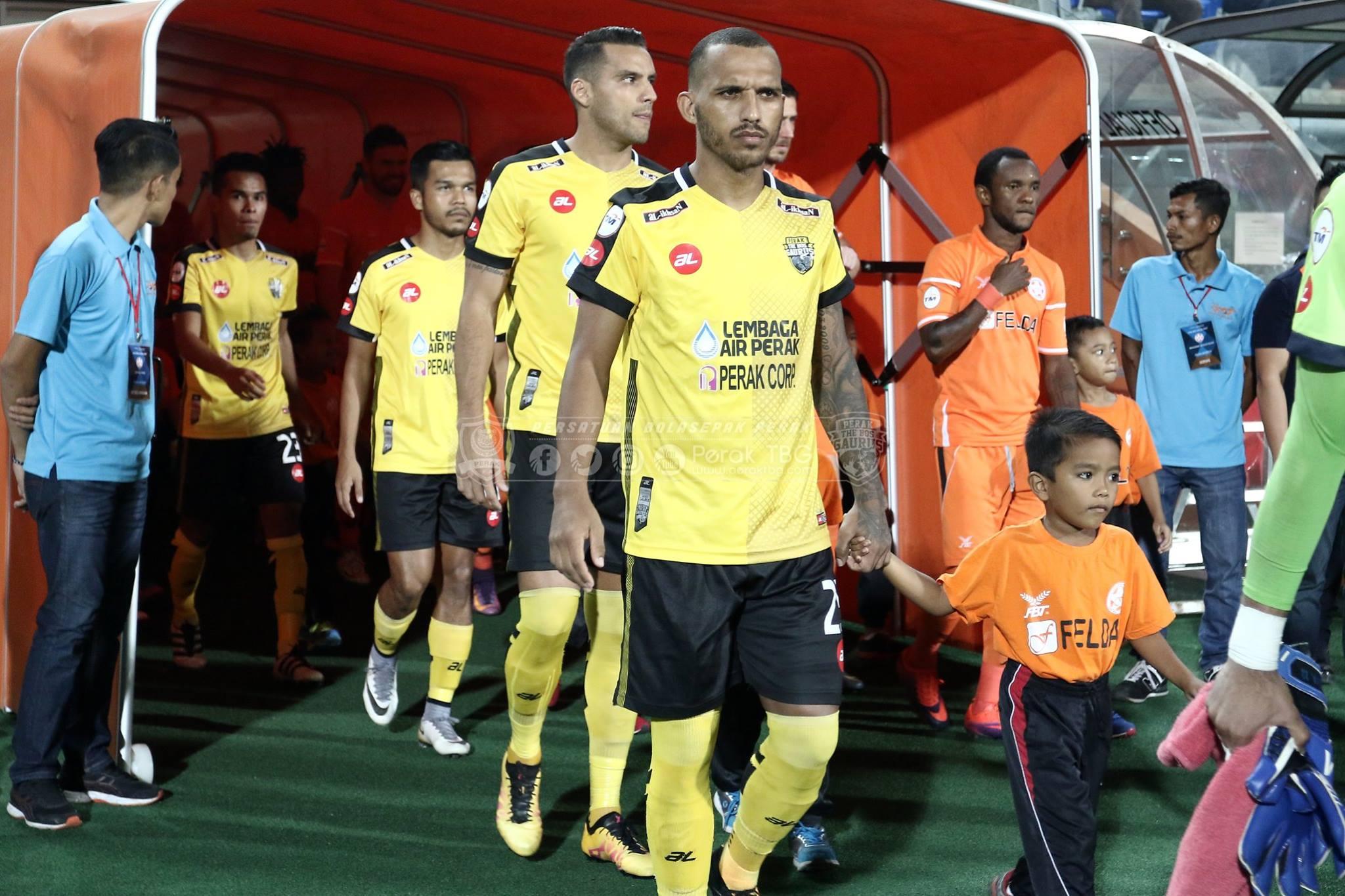 Thiago Junior, Perak, Malaysia Cup, 17072017