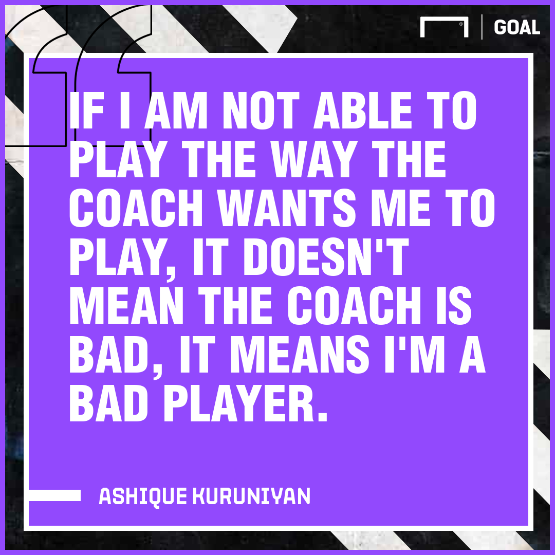 World Cup qualifiers: India's Ashique Kuruniyan raring to go after injury layoff