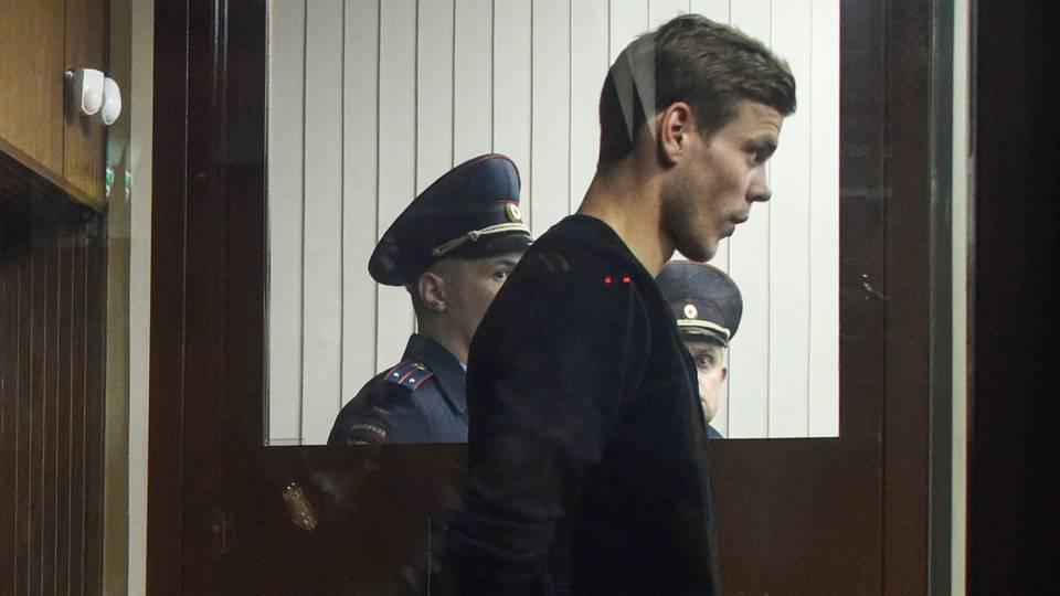 Alexander Kokorin Russia 11102018
