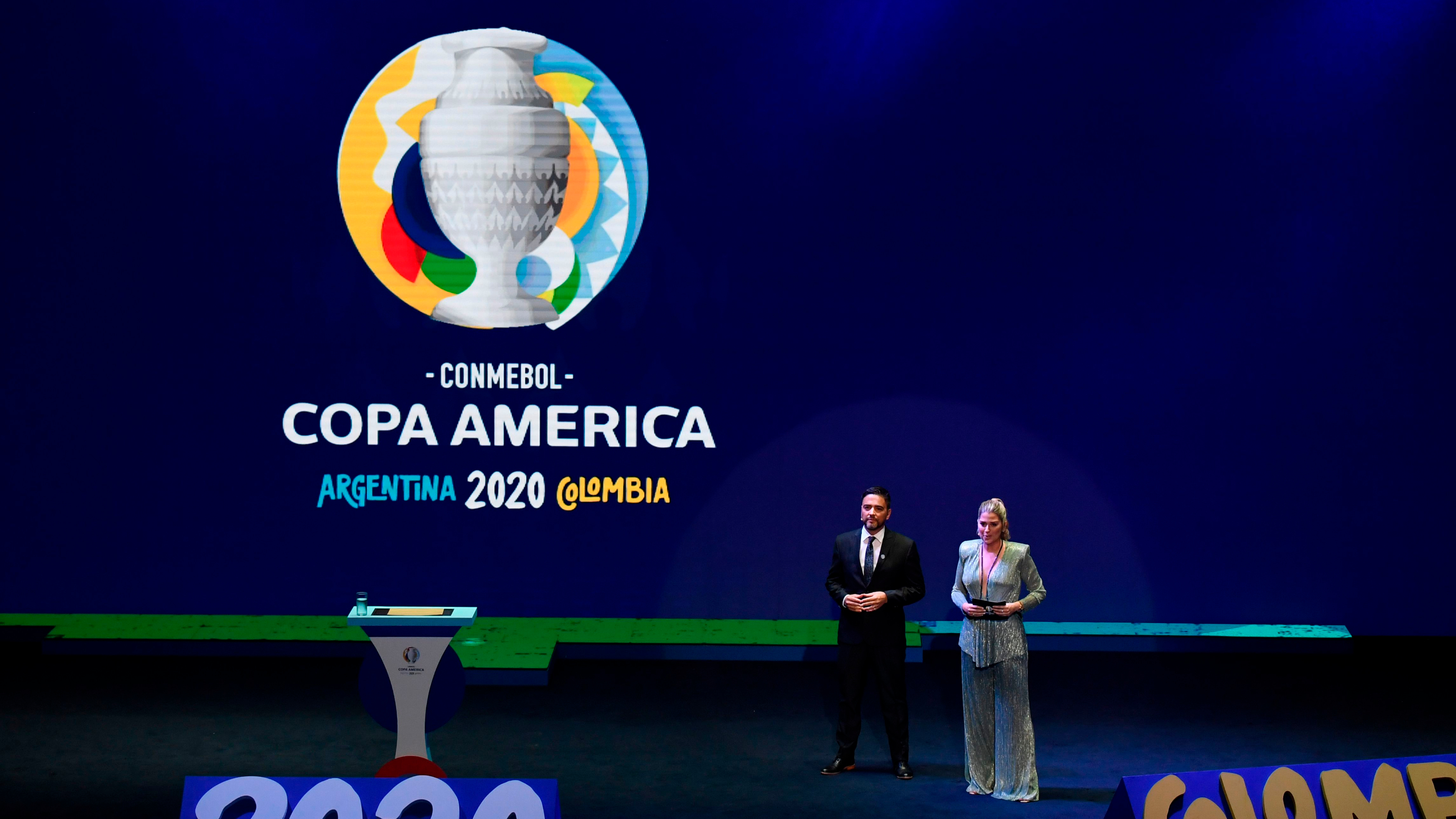 Copa America draw decided with Australia and Qatar added to the mix