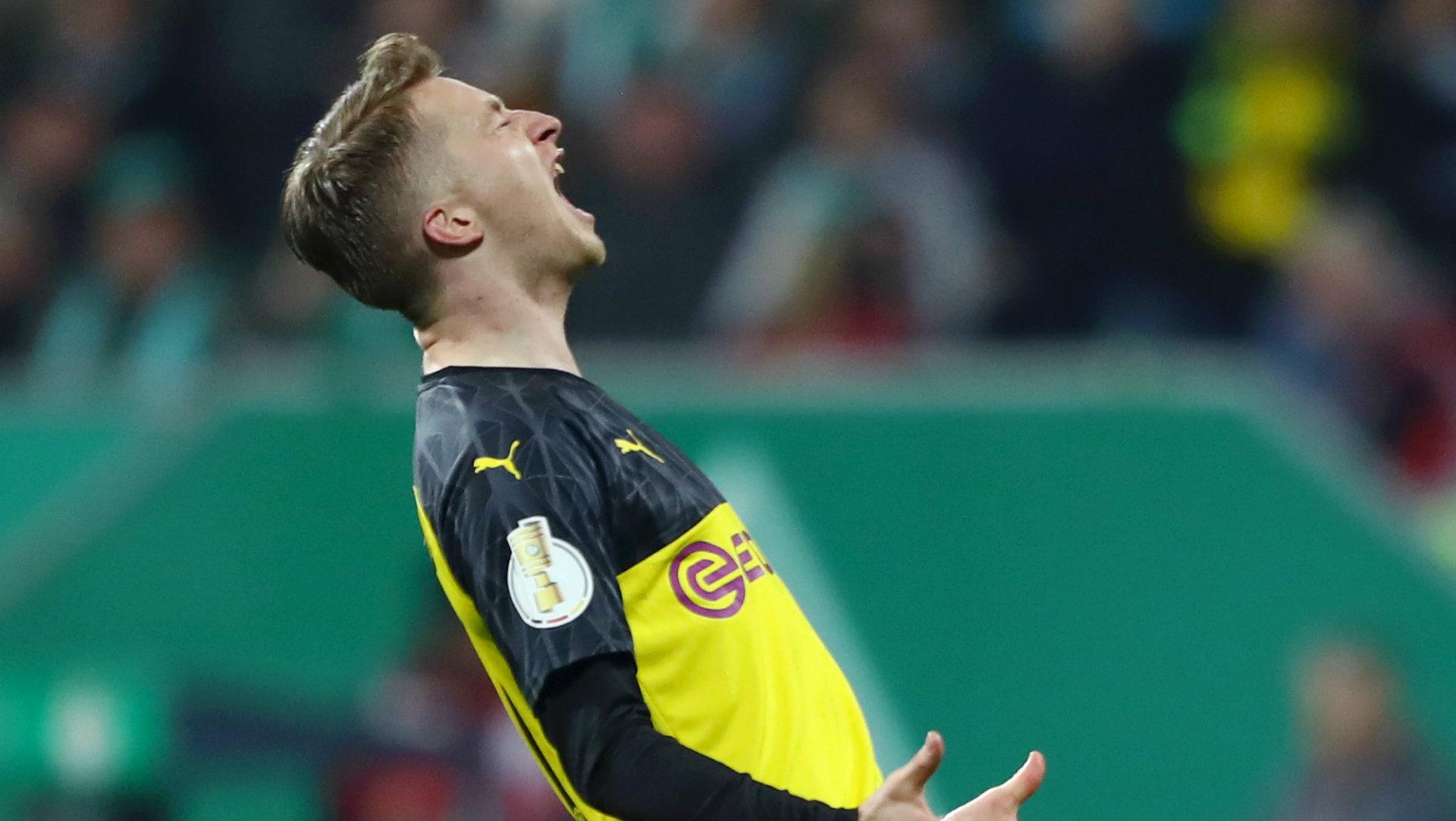 Borussia Dortmund, Reus out quattro settimane: salta il PSG