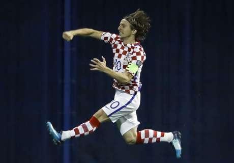 Modric: Vom abgelehnten Talent zum Besten seiner Zunft