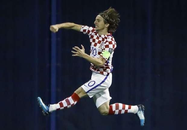 Luka Modrić kroz cijelu je karijeru mijenjao pozicije, ali i uloge u veznom redu