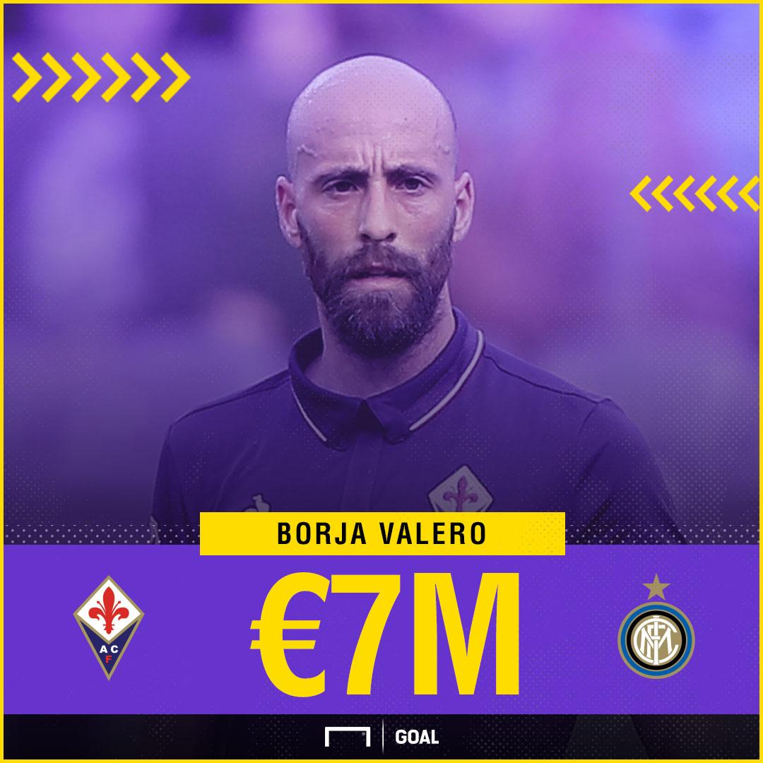 GFX Borja Valero Transfer