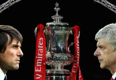 Wetten: FA Cup, Arsenal vs. Chelsea