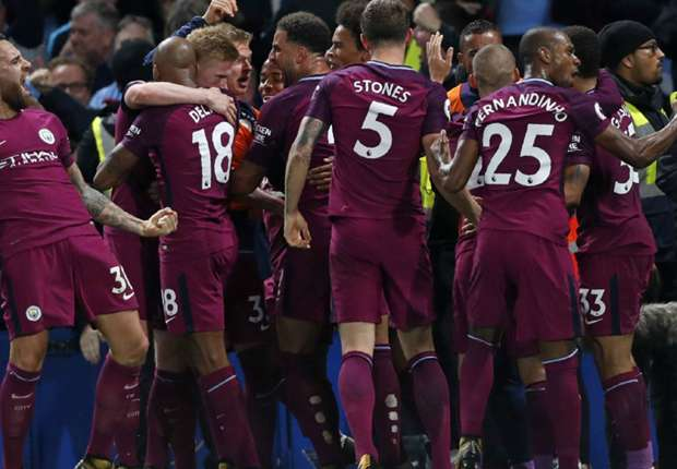 Manchester City Vs Chelsea Ao Vivo: 1 Manchester City Em 30/09/17