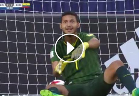 ► El VAR le niega el gol a Senegal