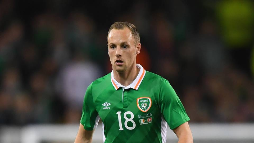 David Meyler Republic of Ireland 25032016
