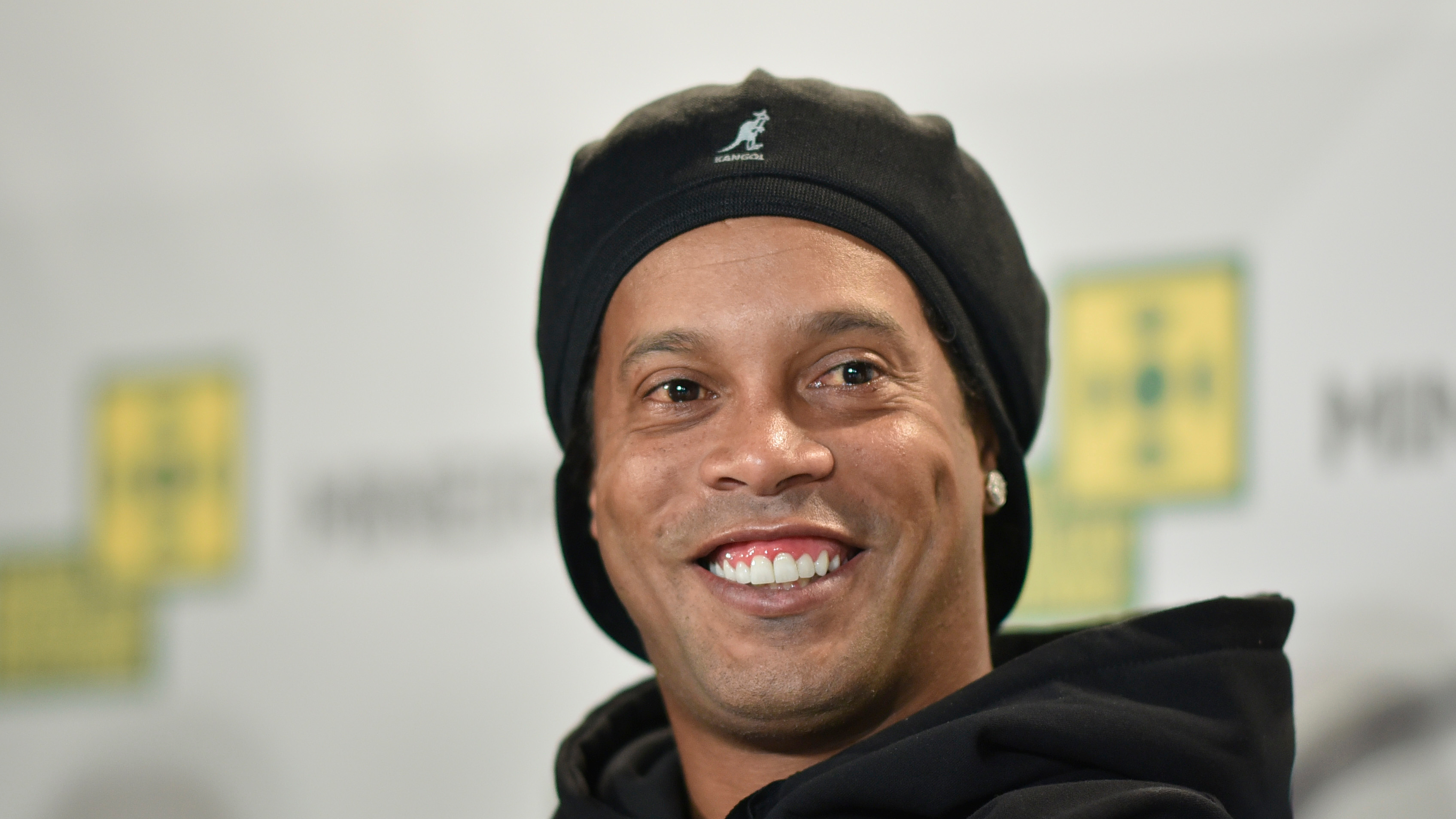 Ronaldinho named Brazil's tourism ambassador despite passport hold