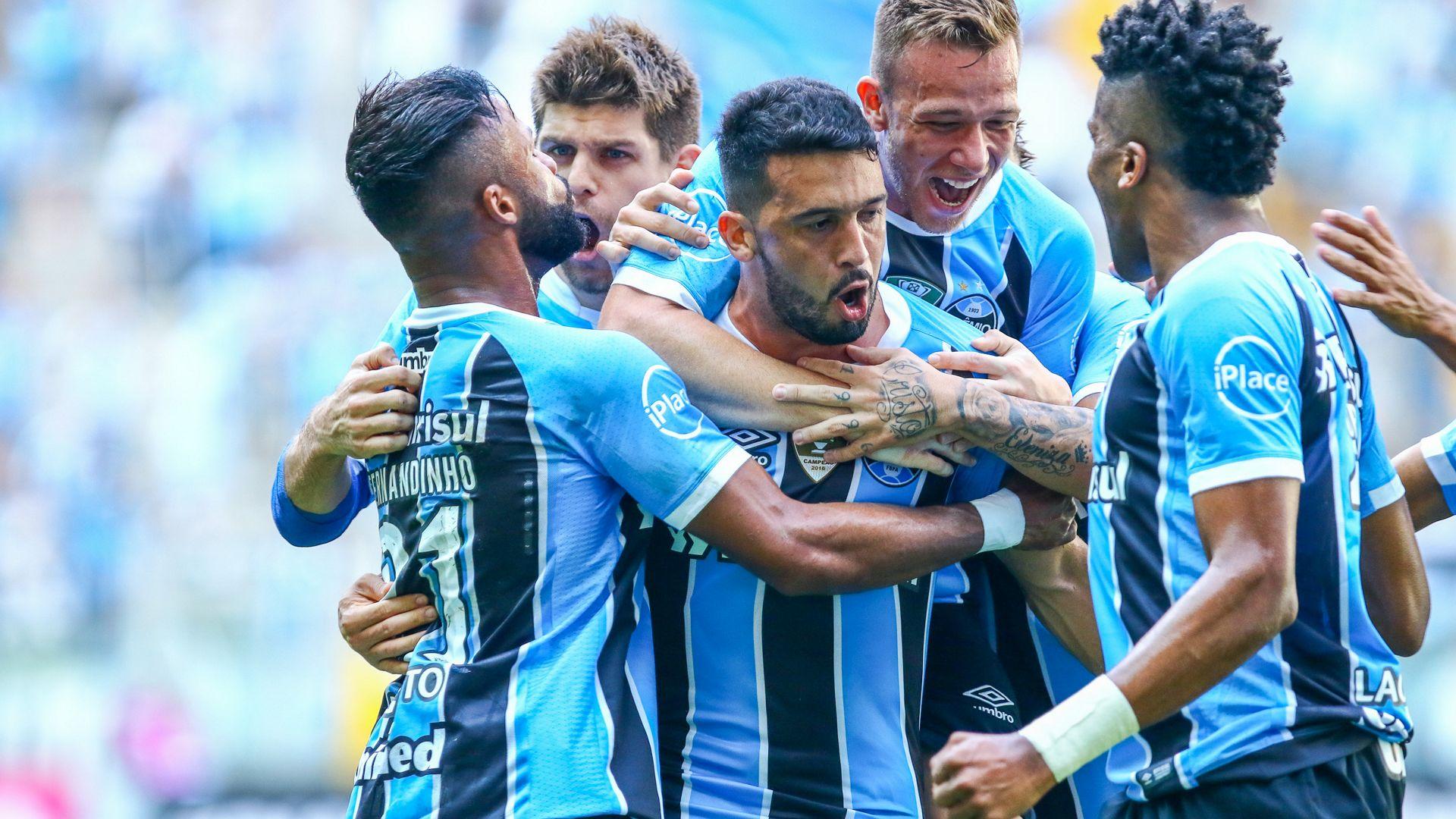 Edilson Gremio Sport Recife Brasileirao Serie A 02092017