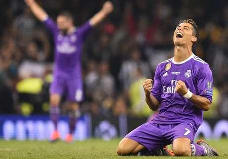 9 Trofi Ronaldo Dalam 372 Hari