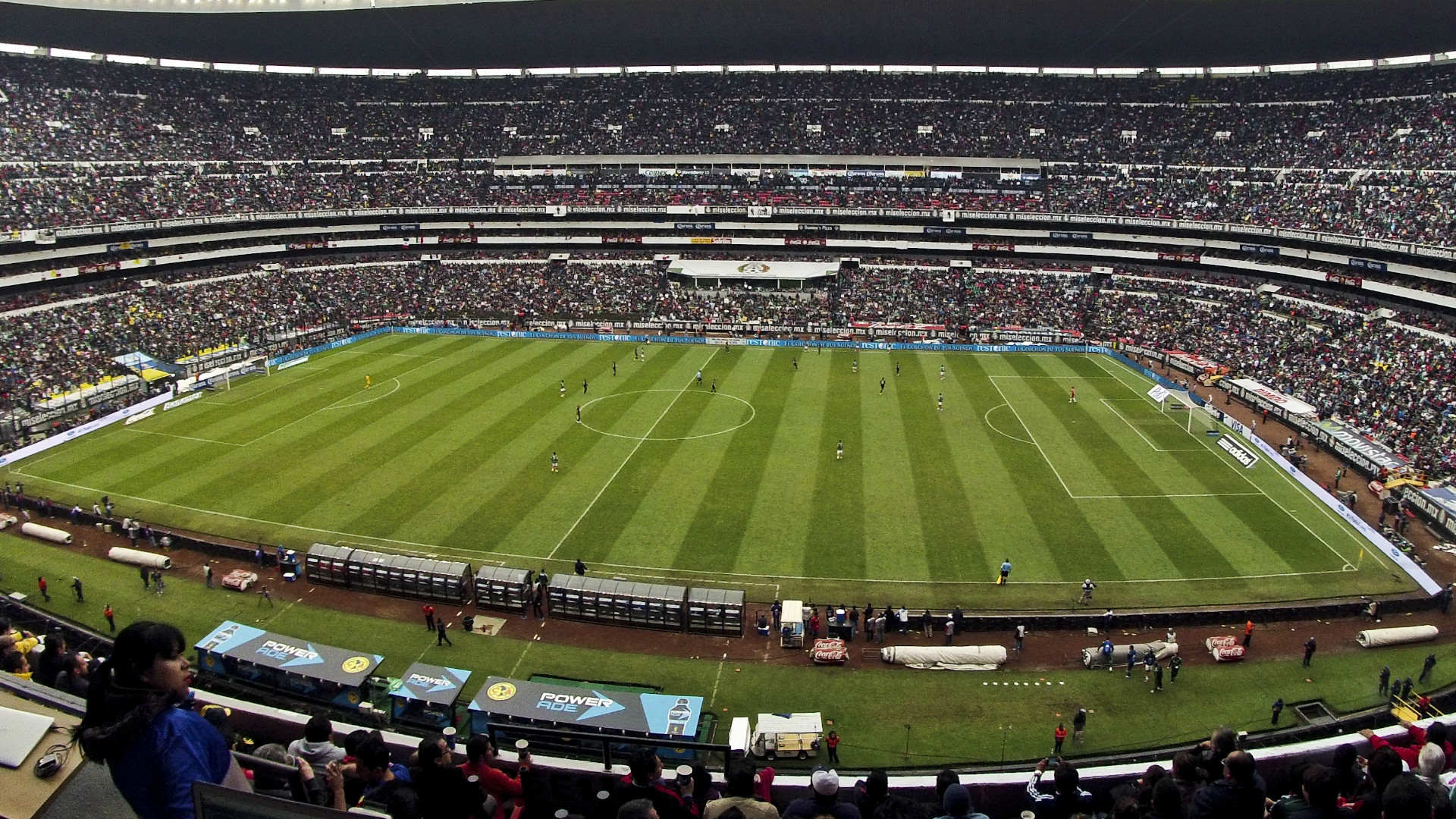 Estadio Azteca doesn't have the same weight it once did - Goal.com