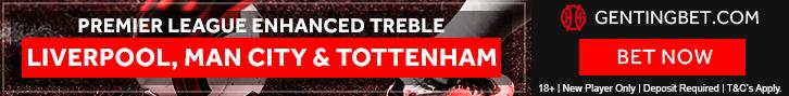 Genting treble 150917