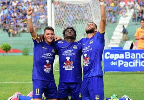 Delfín, el equipo más extraño de la Copa Libertadores