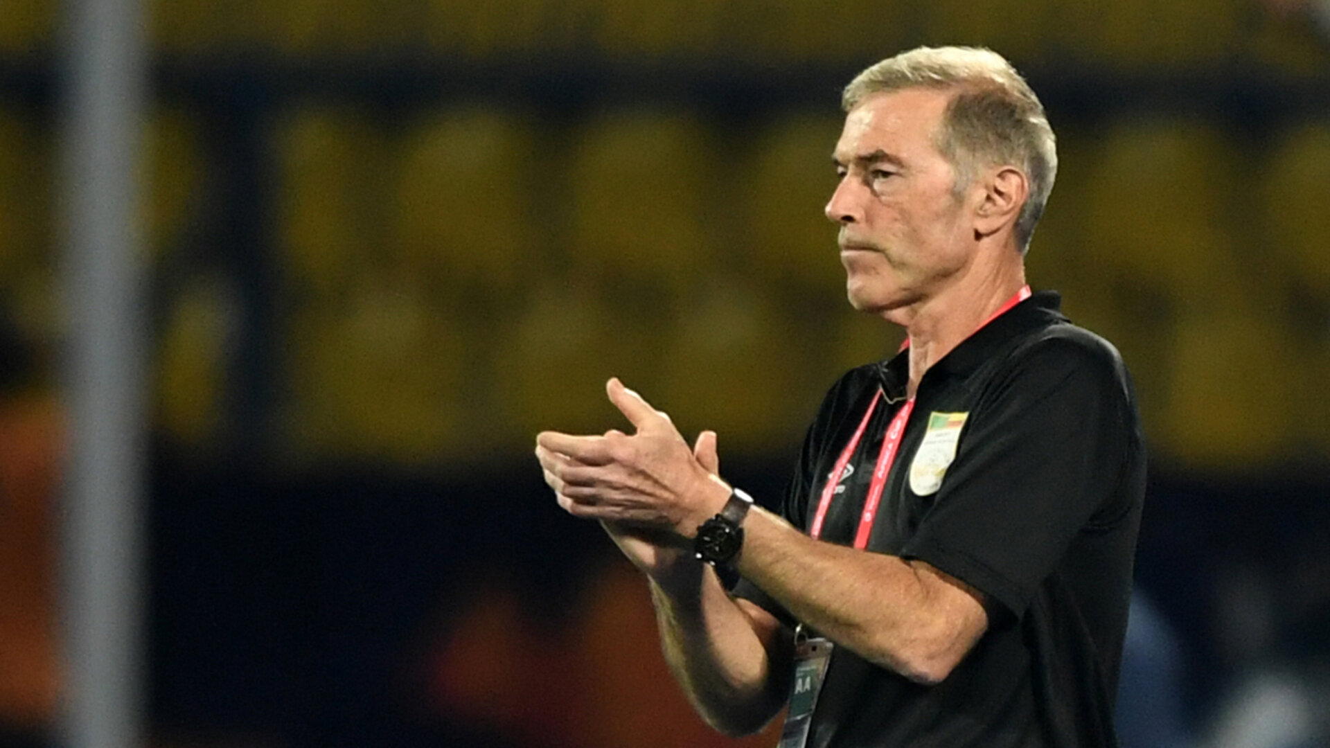 Benin coach Dussuyer concedes Nigeria superiority after Afcon qualifiers defeat
