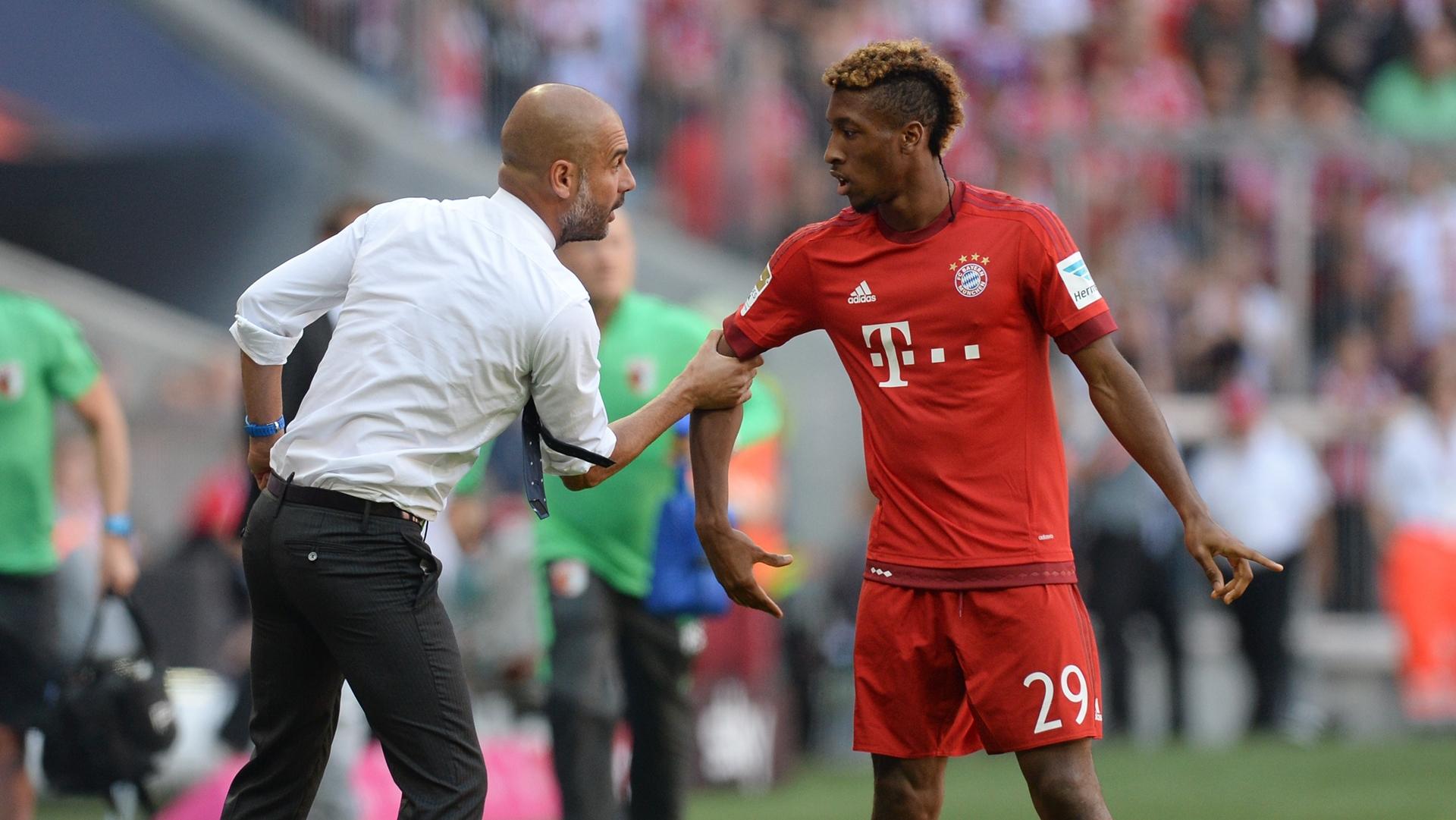 """Bayern Munich, Coman : """"Je suis sûr de rester longtemps au Bayern"""""""
