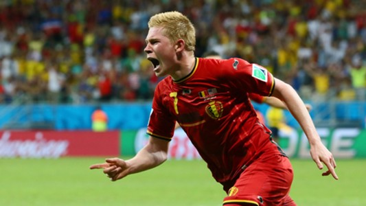 Image result for de bruyne belgium