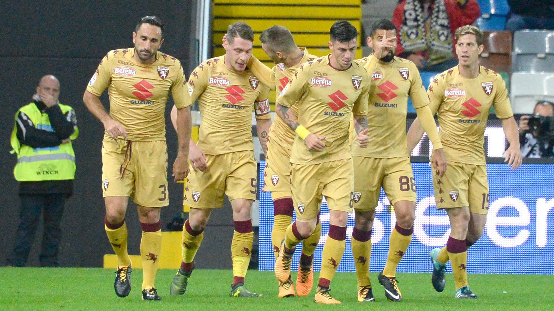Torino celebrates, Serie A, 20092017