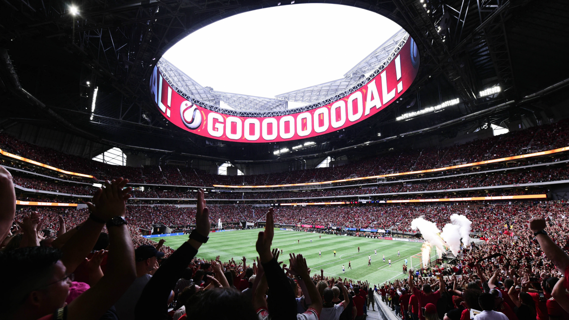 Mls announces atlanta as 2018 all star game host 15 for Mercedes benz stadium atlanta united