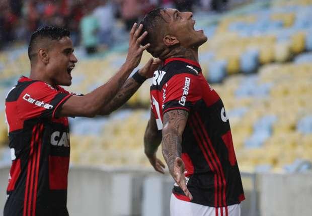 Flamengo 2 x 1 Botafogo: Guerrero coloca o Flamengo na decisão contra o Fluminense