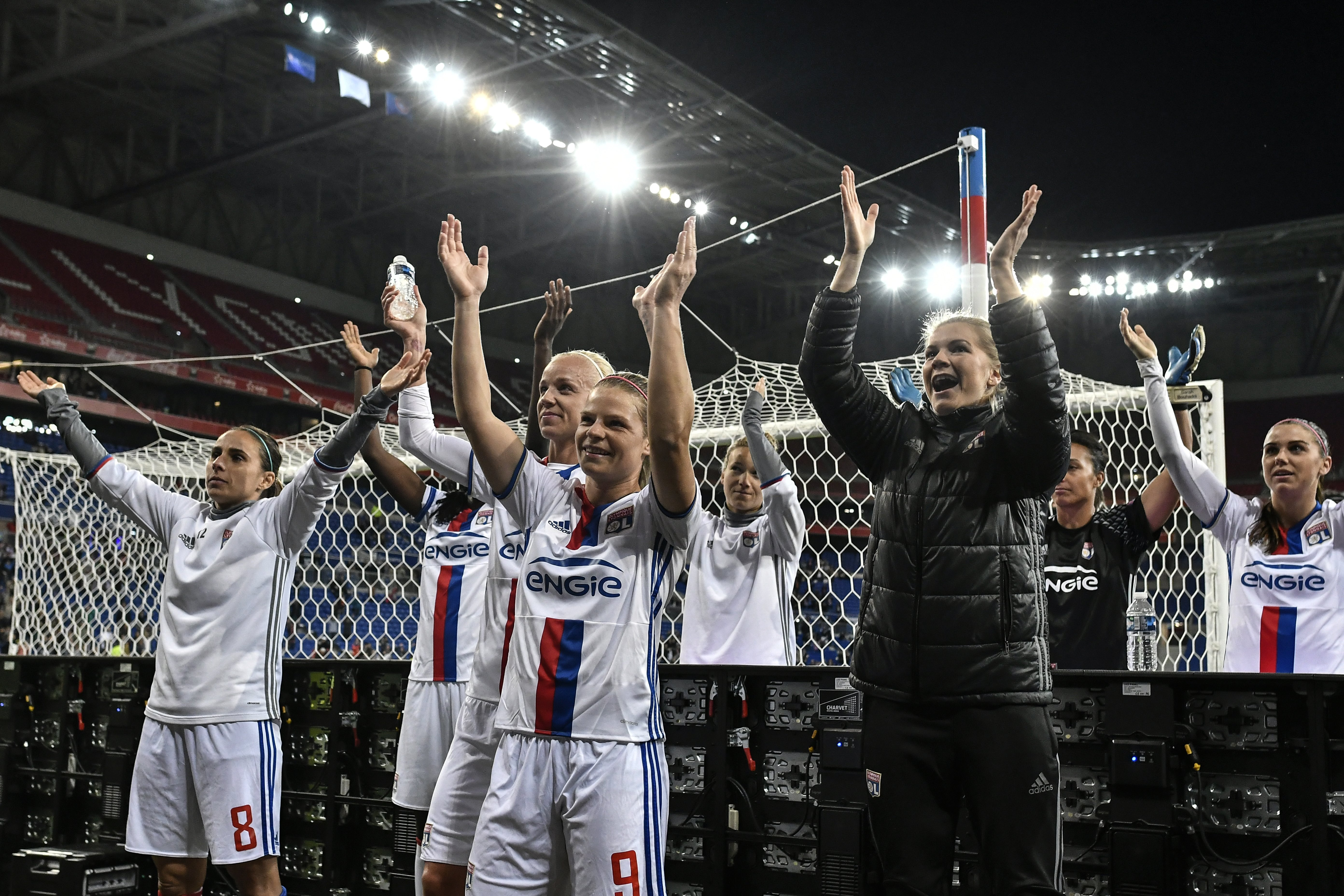 Lyon beats PSG to claim 4th Women's Champions League title