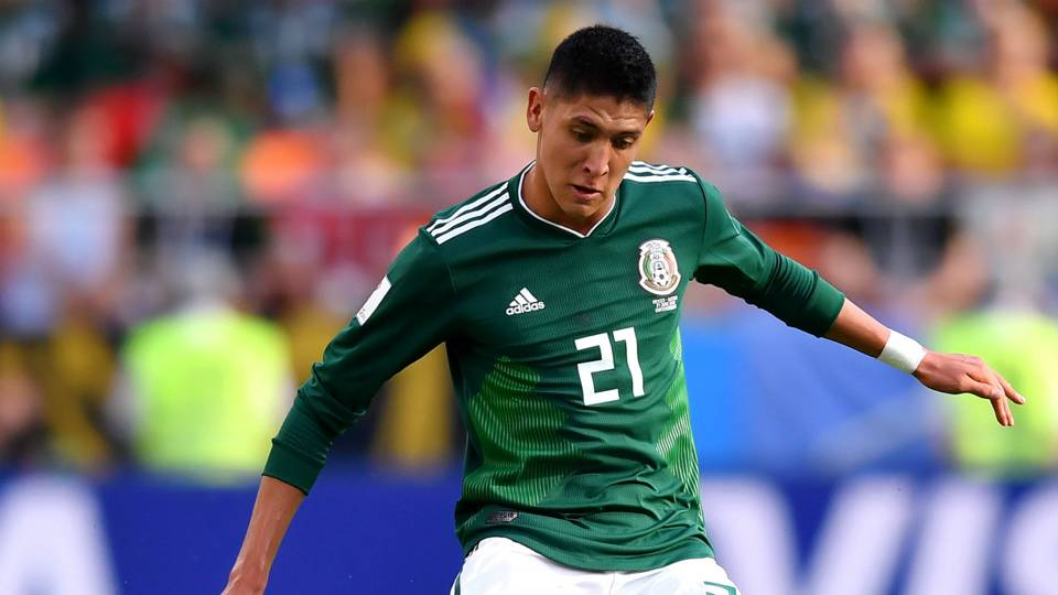 Edson Alvarez Mexico FIFA World Cup 2018