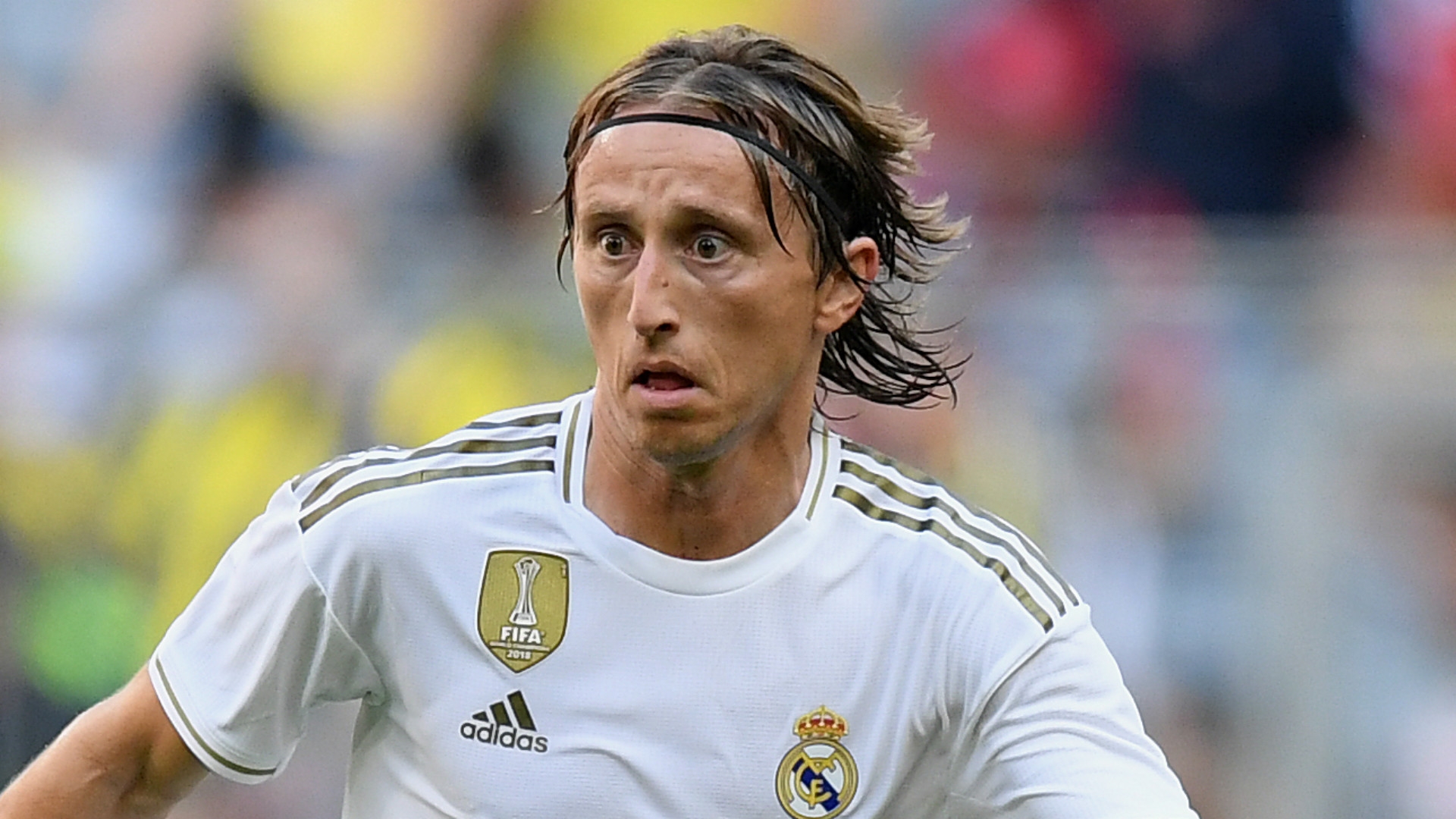 'We'll see if one day I can play in Italy' - Modric hints at Real departure