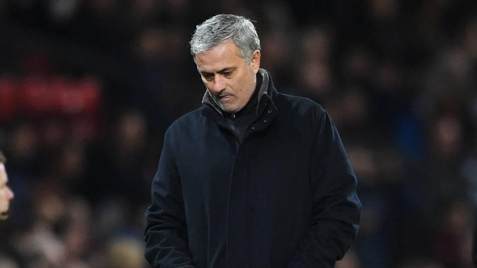 Jose Mourinho Manchester United Sevilla Champions League