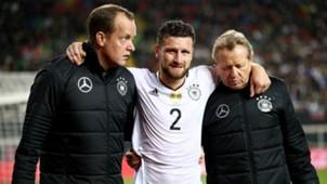 Shkodran Mustafi Germany Azerbaijan WC Qualifying Europe 10082017