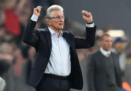 Heynckes oldest manager in CL history