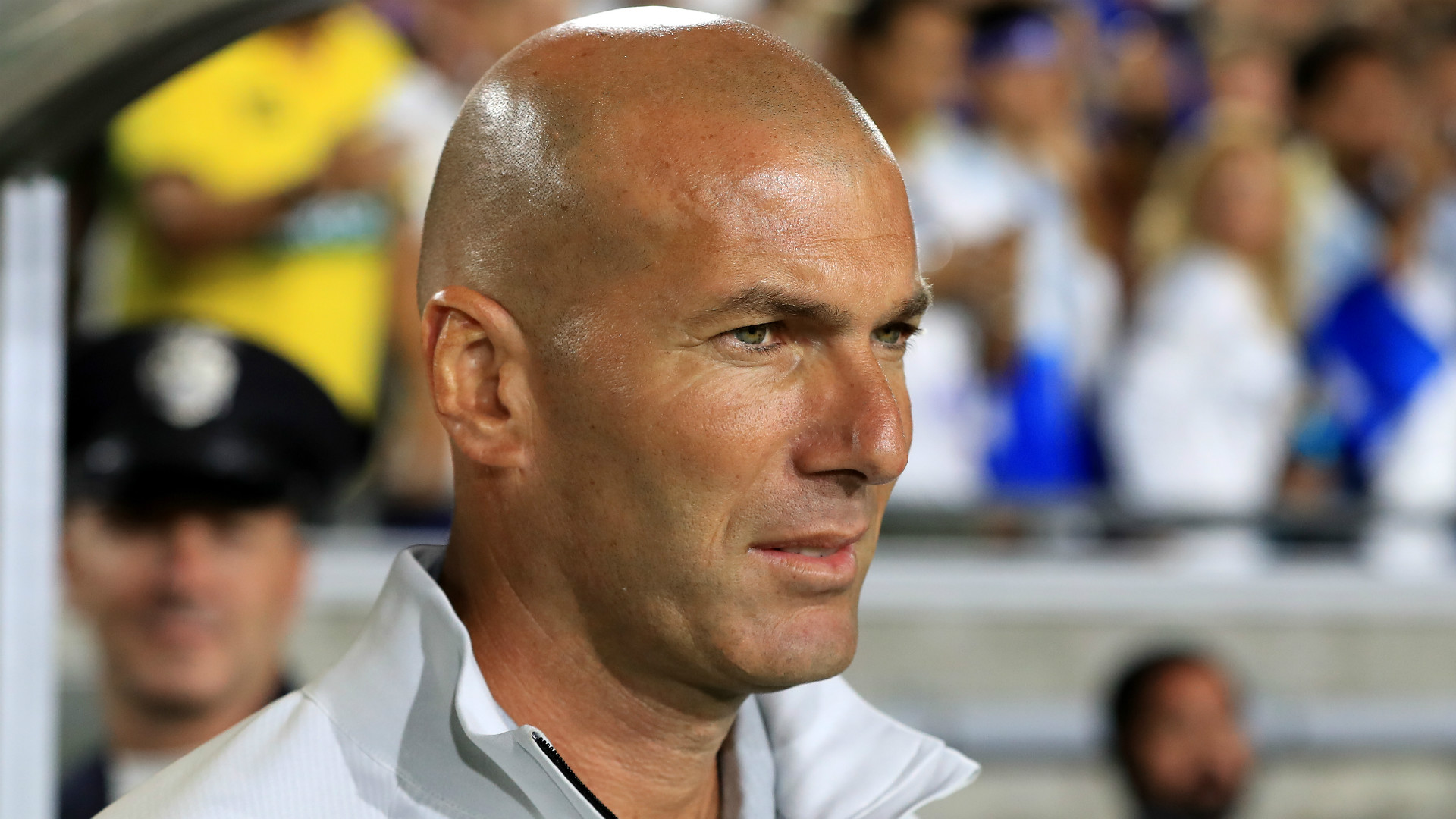 Zinedine Zidane Real Madrid