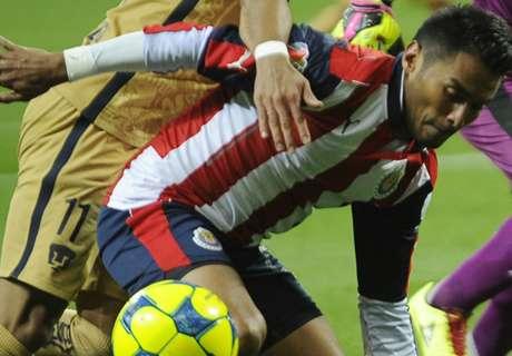 Galltio shines for Chivas in Clasico