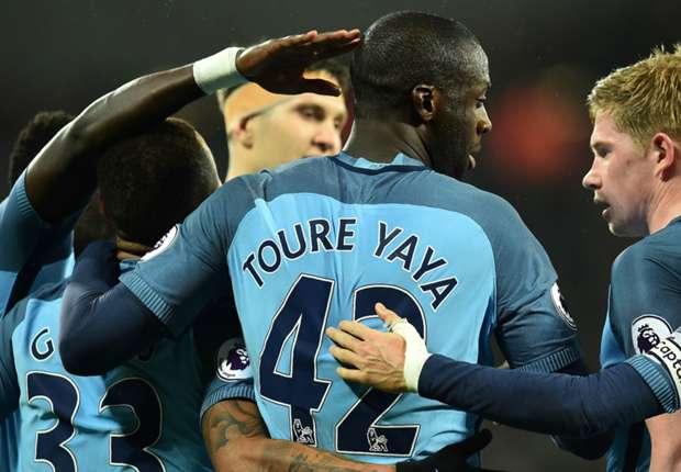 Yaya Toure trở lại Champions League sau thời gian dài bị Pep đày ải