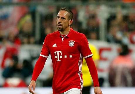 ► Ribery dá show em desafio