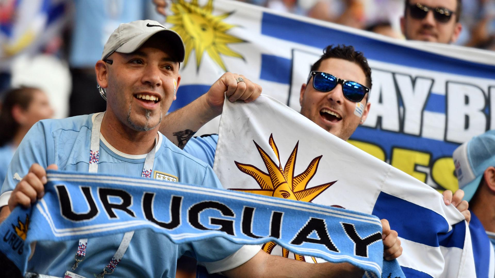 乌拉圭球迷膨胀了!美洲杯上无人能敌!