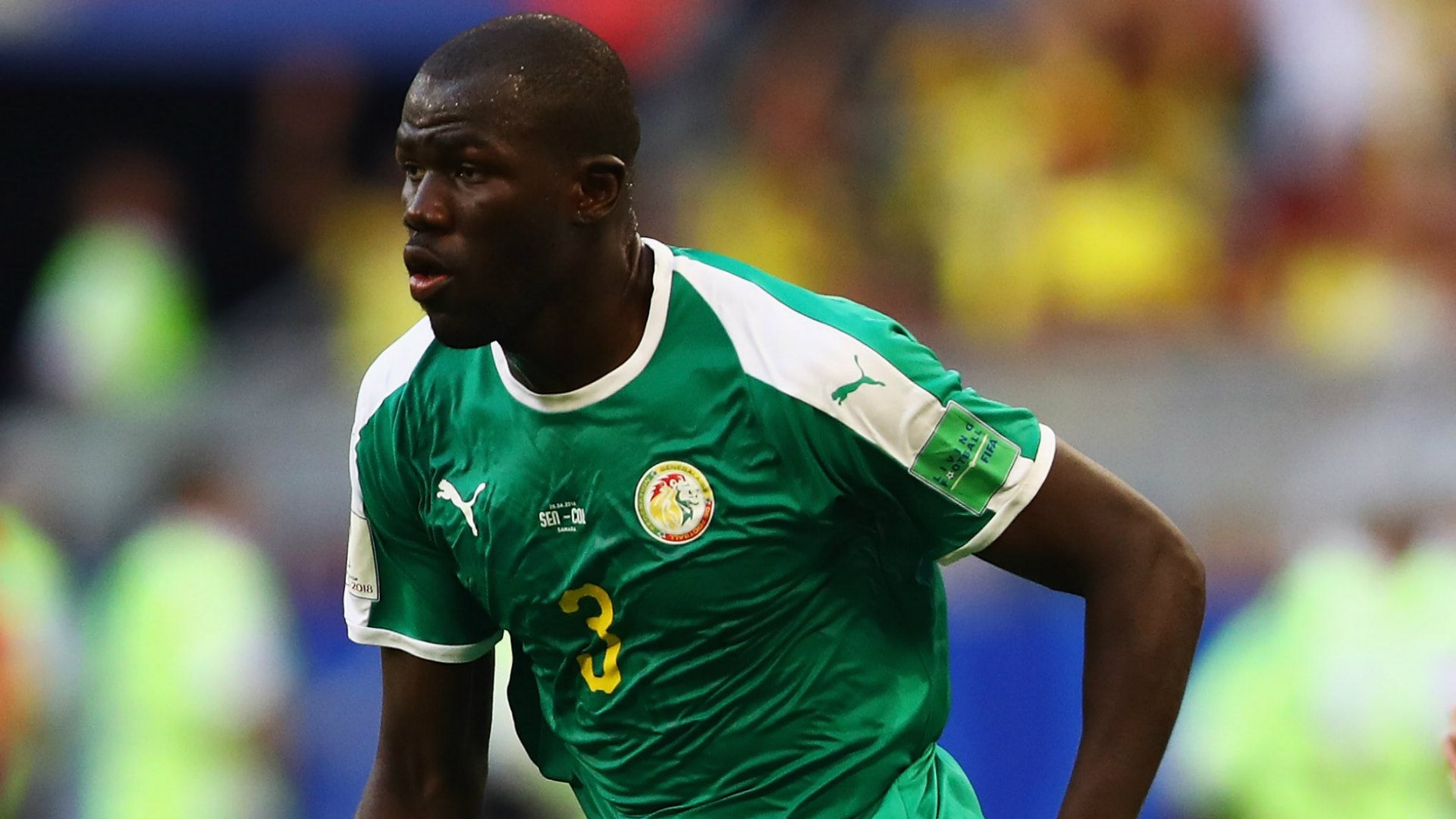 Afcon 2019: Senegal will play final in honour of Kalidou Koulibaly - Badou Ndiaye