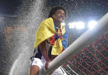 Juventus Permanenkan Cuadrado