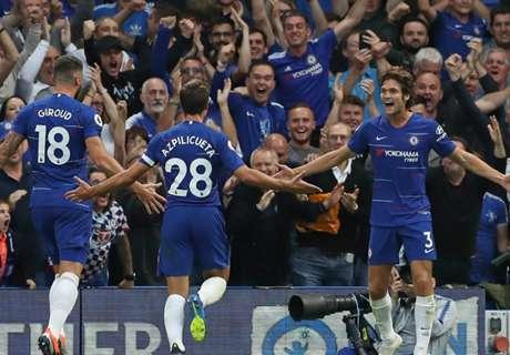 A Chelsea nyerte a londoni derbit az Arsenal ellen